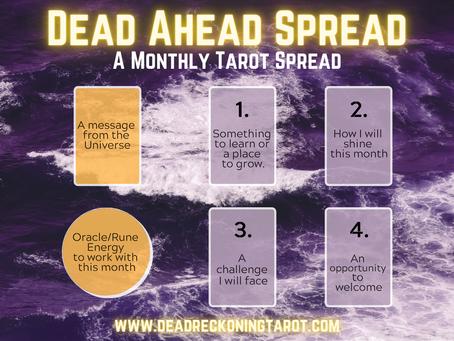 Dead Ahead Reading: January 2021