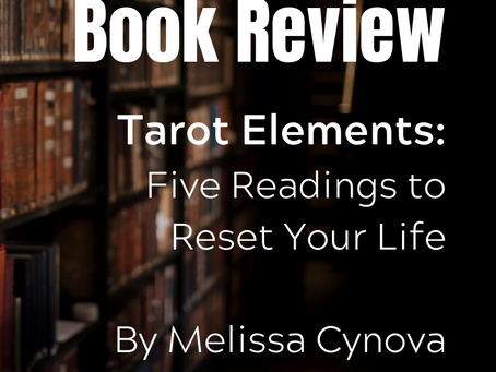 Book Review: Tarot Elements by Melissa Cynova