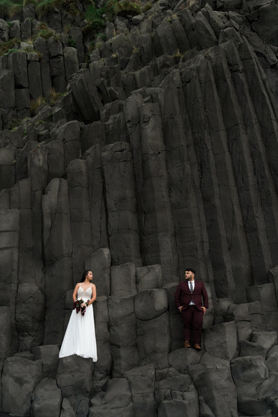 Elopement in Iceland Destination photographer Videography | Artonico Stories