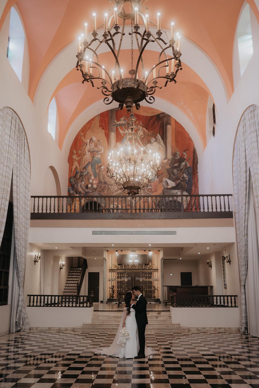 Hotel El Convento Elopement San Juan Puerto Rico