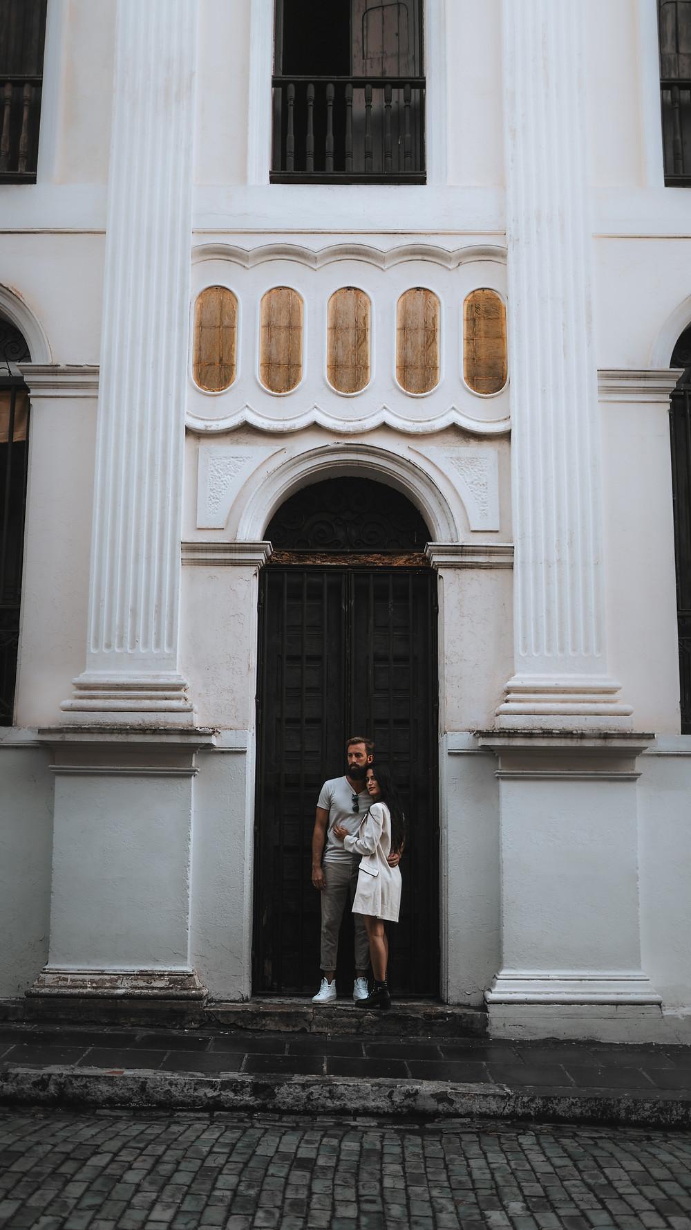 Adventure session Old San Juan Puerto Rico