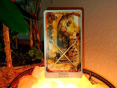 Power In Truth - Haindl Tarot - 1-5-2021
