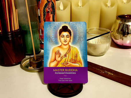 Master Buddha - Keepers of the Light - 2-16-2021