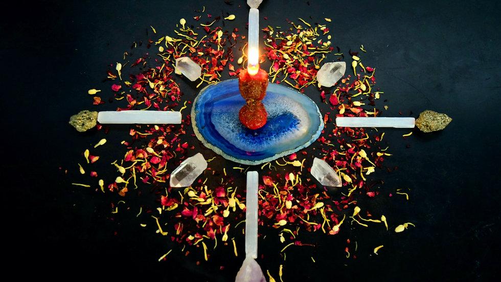 (Self) Love Candle Ritual