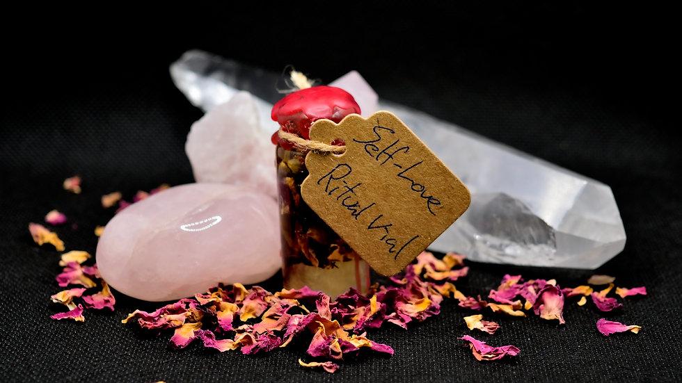Self Love Ritual Vial
