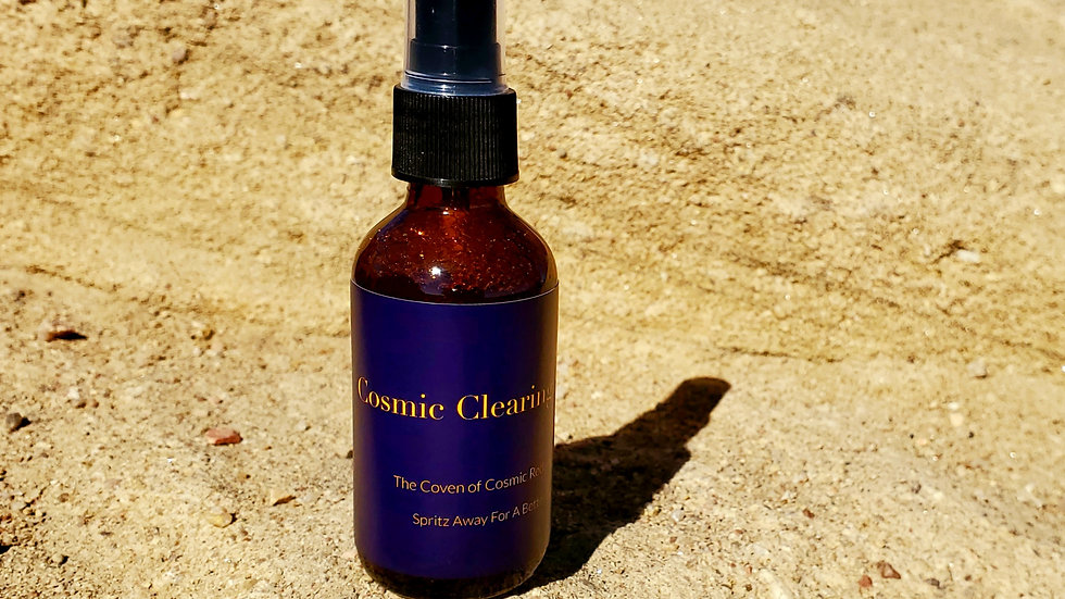Cosmic Clearing Spray
