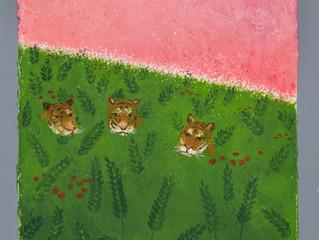 Tres tigres per un trigal