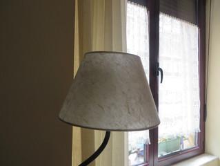 Idea #2 Lámparas de papel Lokta de Nepal