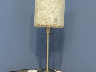 Idea #4 Otra lámpara de papel de Amate de Méjico