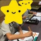書道教室の生徒2