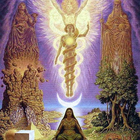 Awakening the Spirit Consciousness - Americas/Europe/Africa