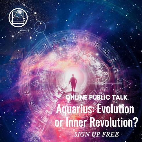 Aquarius: Evolution or Inner Revolution? / Americas-Europe-Africa