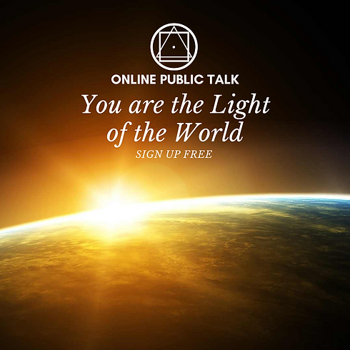 You are the Light of the World - Asia/Pacific Timezones