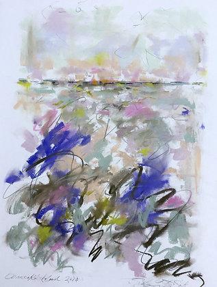 """""""Ocracoke dawn"""", 2010"""