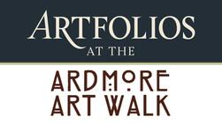 Artfolios at the Ardmore Art Walk