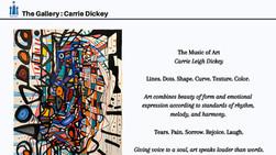 The Music of Art