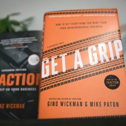 Get a Grip: An Entrepreneurial Fable