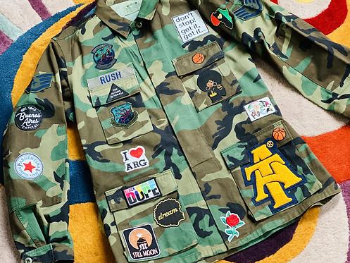 Custom Patch Jackets