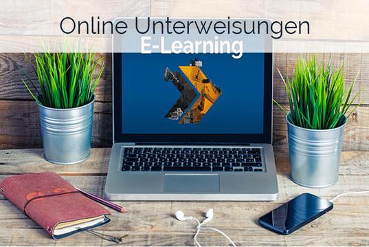 jährliche Unterweisung e-learning