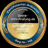 UVV Prüfungen Seilbahntechnik Köll