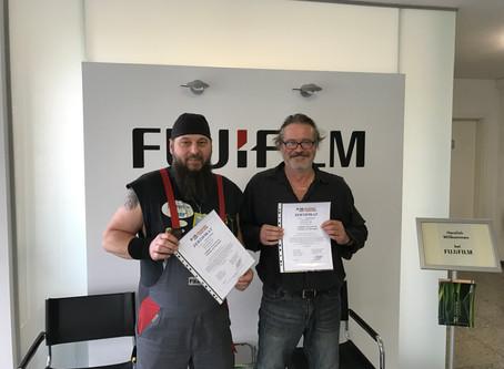UVV Prüfer für Fujifilm