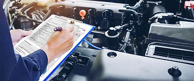 UVV-Prüfung Fahrzeuge