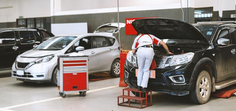 Befähigte Person zur Prüfung von Fahrzeugen