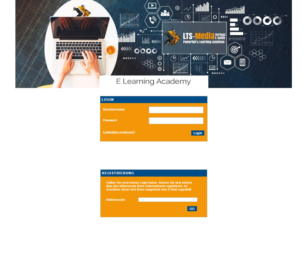 Login E-Learning