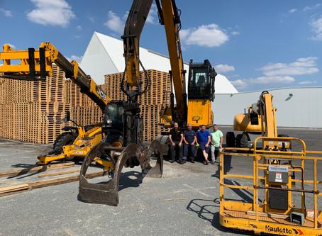 Neue UVV Prüfer bei HIT Holzindustrie Torgau GmbH & Co. KG