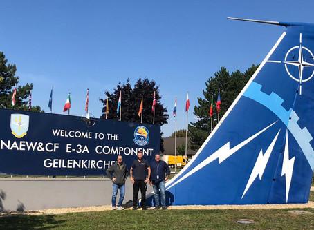 Schulung bei der NATO