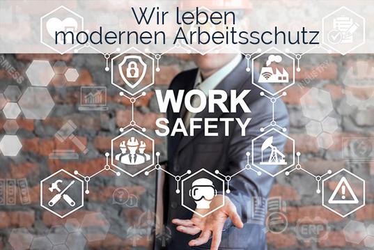 Ihre externe Fachkraft für Arbeitssicherheit
