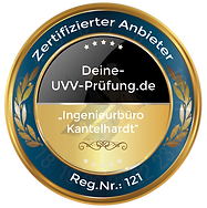 UVV Prüfungen Kantelhardt