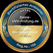 Deine-UVV-Pruefung - STORK Wartungsdienste