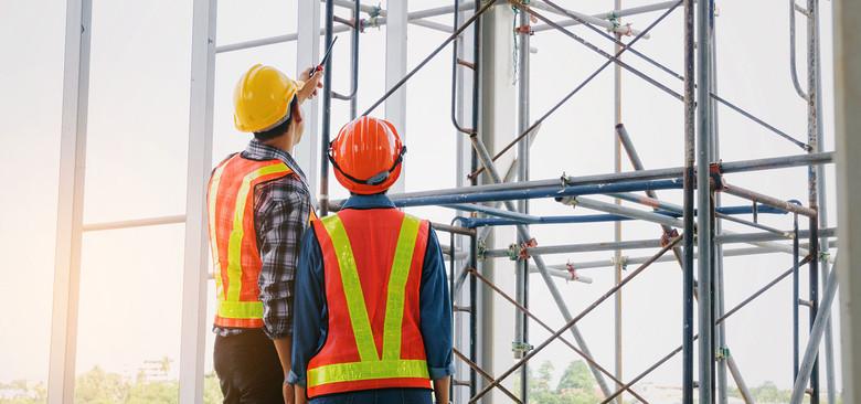 Befähigte Person zur Prüfung von Arbeits- und Schutzgerüsten