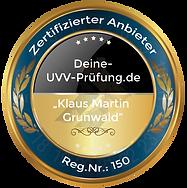 UVV Prüfungen Grunwald