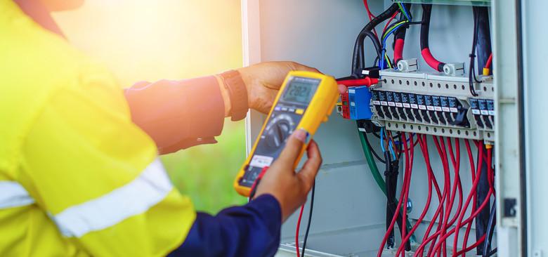 Befähigte Person zur Prüfung elektrischer Betriebsmittel