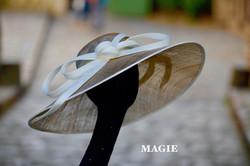 MAGIE en nude & ivoire