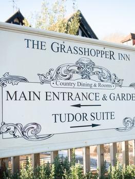The Grasshopper Entrance