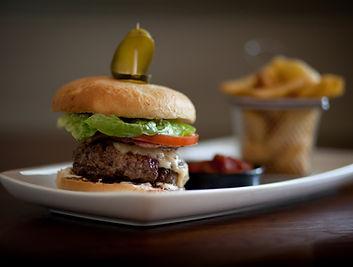 The Warrington Burger