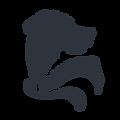 Dog Badger Graphic_Transparent-Navy.png