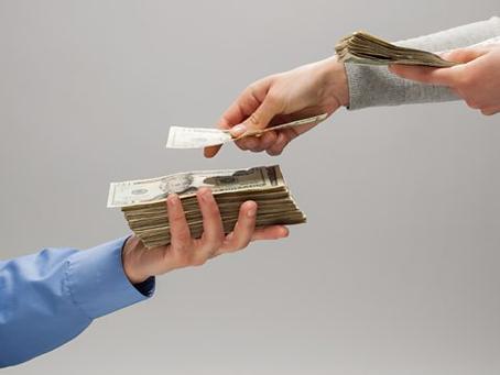 The philosophy underpinning how money works