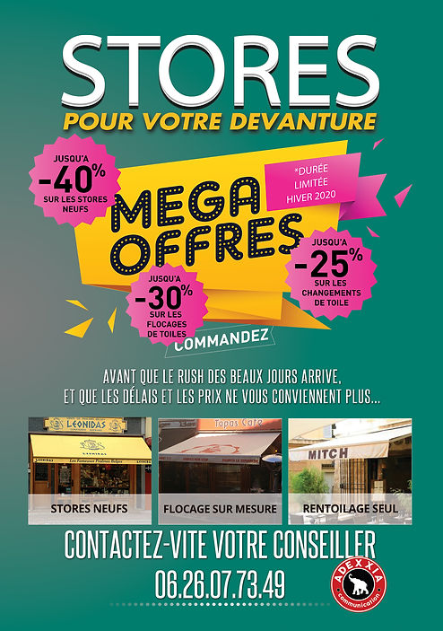 offre stores
