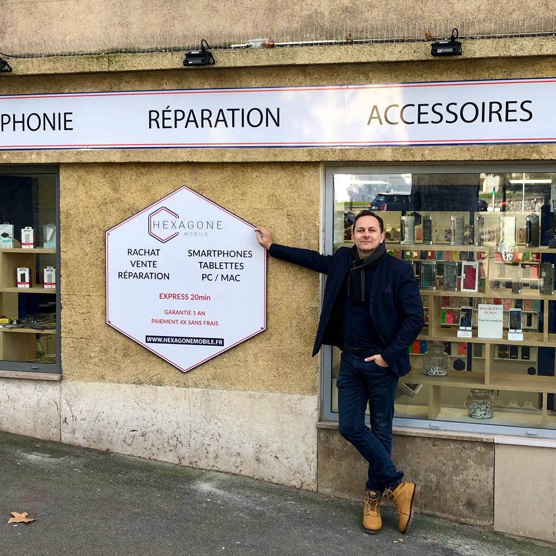 Enseigne Panneaux sur mesure Aix en Provence
