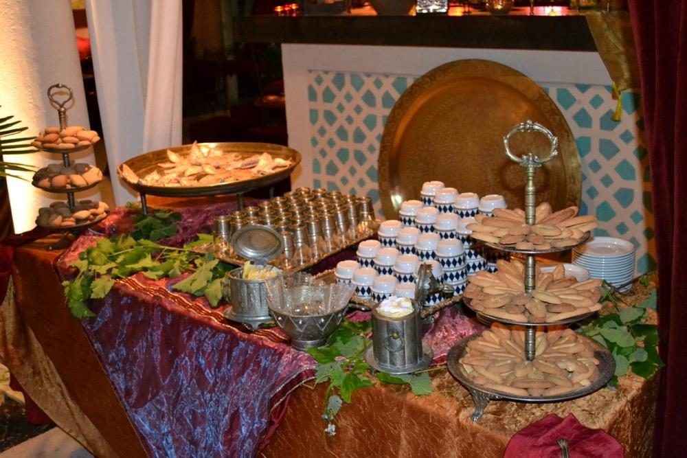 Réception le Pacha hôtel restaurant