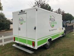 total covering publicitaire camion p