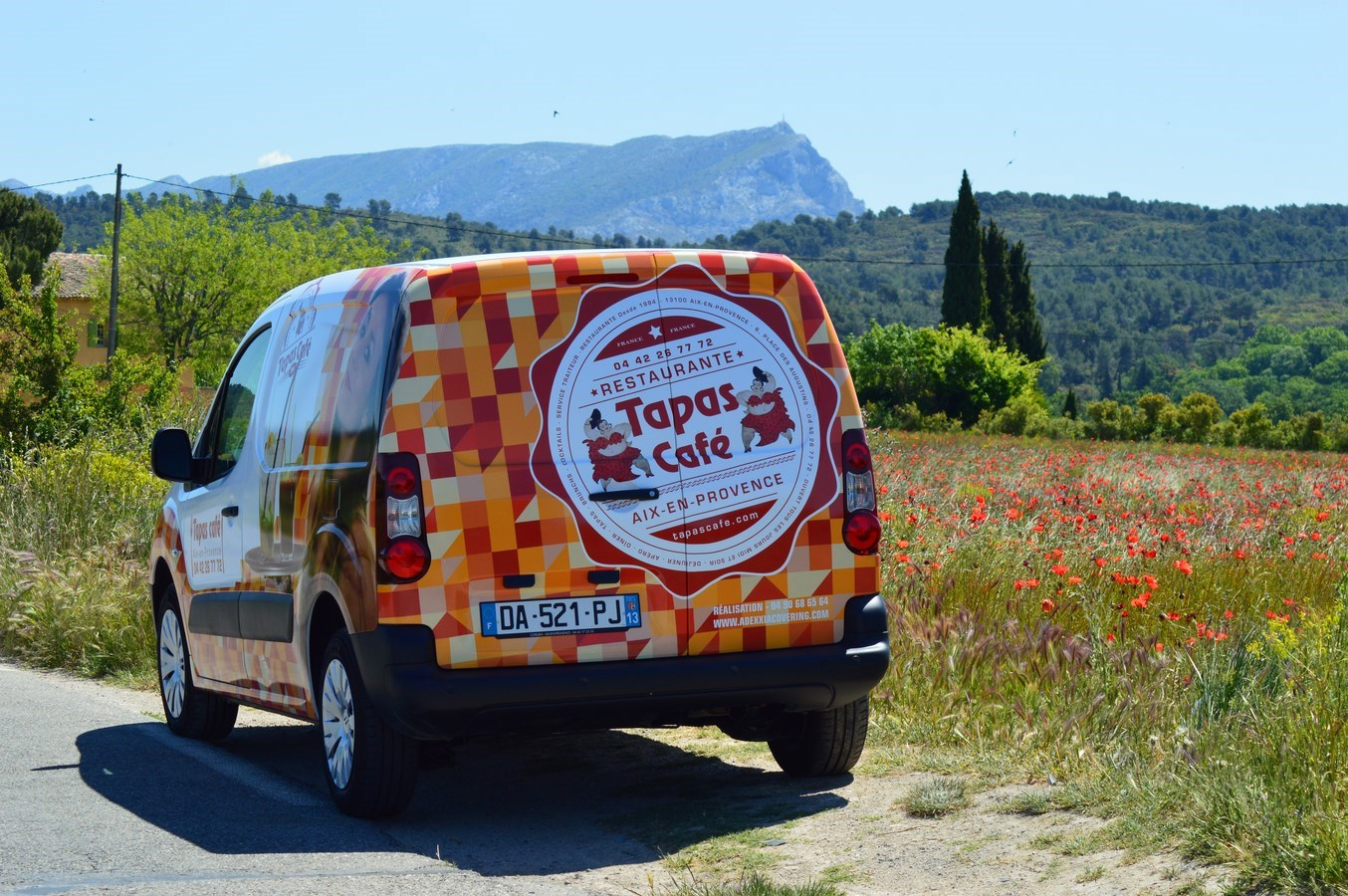 TOTAL COVERING - VOITURE - Aix