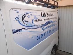 flocage camion aix en provence
