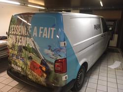 FLOCAGE - VOITURE - Aix