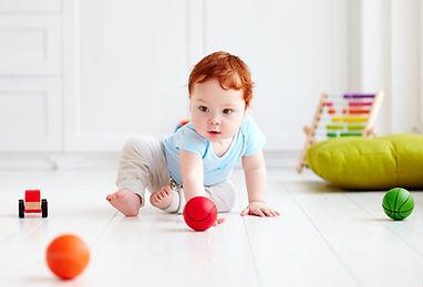 Cvičení s kojenci (Háďata)