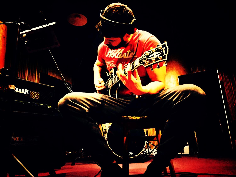 Kuba - gitara do Absaloma